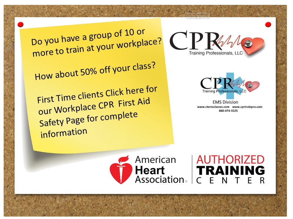CPR Training Professionals | CPR
