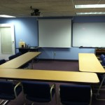 This Classroom hold 10-15 students for training